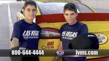 Las Vegas Motor Speedway TV Spot, '2018 South Point 400' - Thumbnail 9
