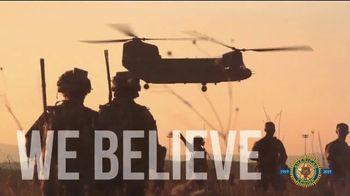 The American Legion TV Spot, 'We Believe'