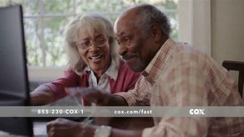 Cox High Speed Internet TV Spot, 'Fast Speeds Everywhere'