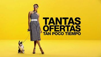 Macy's Black Friday en Julio TV Spot, 'Tantas ofertas' [Spanish]