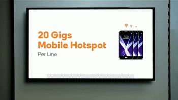 Boost Mobile TV Spot, 'Free Phone, Fast Network: LG Mobile' - Thumbnail 7