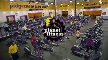 Planet Fitness TV Spot, 'Mirror Guy: $1 Down' - Thumbnail 5
