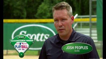 Scotts TV Spot, 'Field Refurbishment Program: Austin'