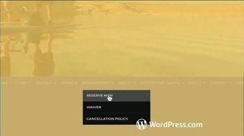 WordPress.com TV Spot, 'Paddleboarding Business' - Thumbnail 7