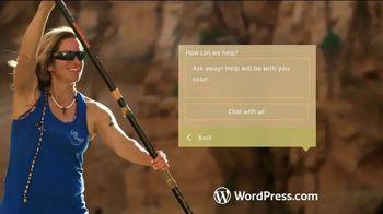 WordPress.com TV Spot, 'Paddleboarding Business' - Thumbnail 8