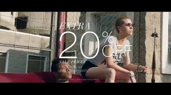 Macy's July 4th Sale TV Spot, 'Remarkable You' Song by Brenton Wood - Thumbnail 4
