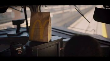 McDonald's $1 $2 $3 Dollar Menu TV Spot, 'Tren' [Spanish] - Thumbnail 7