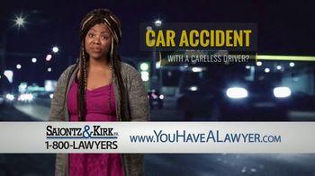 Saiontz & Kirk, P.A. TV Spot, 'Drunk Driver'
