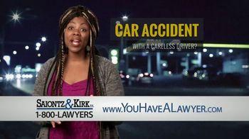 Saiontz & Kirk, P.A. TV Spot, 'Drunk Driver' - Thumbnail 4