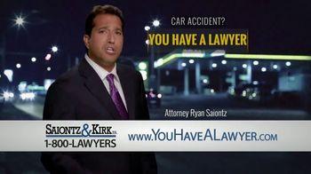 Saiontz & Kirk, P.A. TV Spot, 'Drunk Driver' - Thumbnail 5