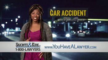 Saiontz & Kirk, P.A. TV Spot, 'Drunk Driver' - Thumbnail 6