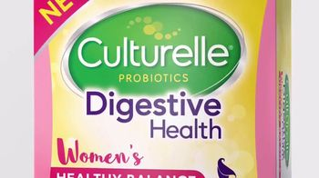 Culturelle Women's Healthy Balance TV Spot, 'Doing Good' - Thumbnail 5