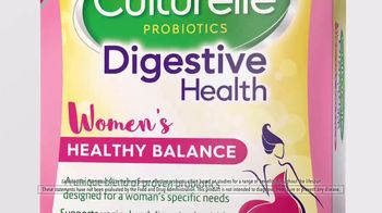 Culturelle Women's Healthy Balance TV Spot, 'Doing Good' - Thumbnail 6