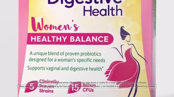 Culturelle Women's Healthy Balance TV Spot, 'Doing Good' - Thumbnail 7