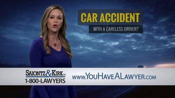 Saiontz & Kirk, P.A. TV Spot, 'Careless Driver'