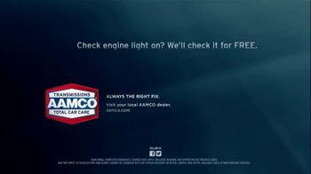 AAMCO Transmissions TV Spot, 'Transmission Repair: Check Engine Light' - Thumbnail 8