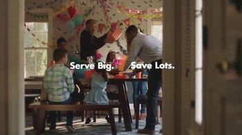Big Lots Friends & Family Event TV Spot, 'You Serve Big' - Thumbnail 10