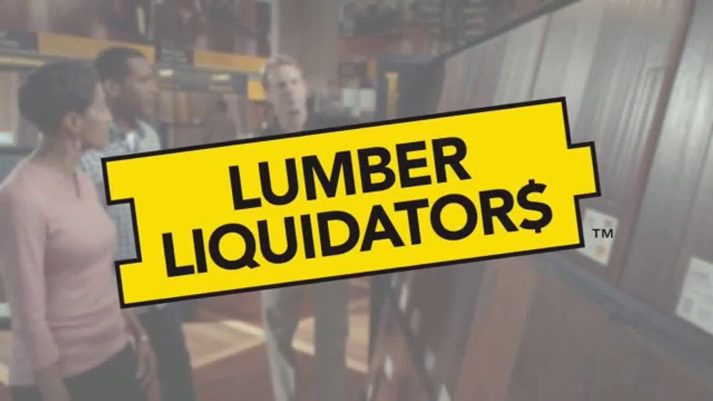 Lumber Liquidators Summer Flooring Project Event TV Commercial, 'Get It Done'