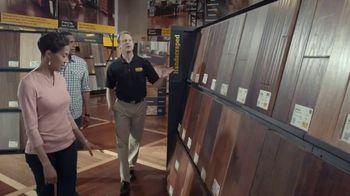 Lumber Liquidators Summer Flooring Project Event TV Spot, 'Get It Done' - Thumbnail 1