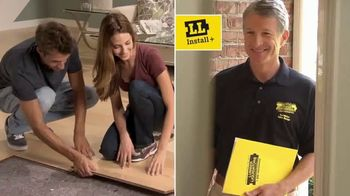 Lumber Liquidators Summer Flooring Project Event TV Spot, 'Get It Done' - Thumbnail 9