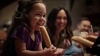 Olive Garden TV Spot, 'Italian Generosity'