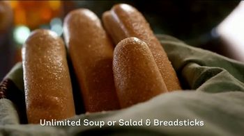 Olive Garden TV Spot, 'Italian Generosity' - Thumbnail 4