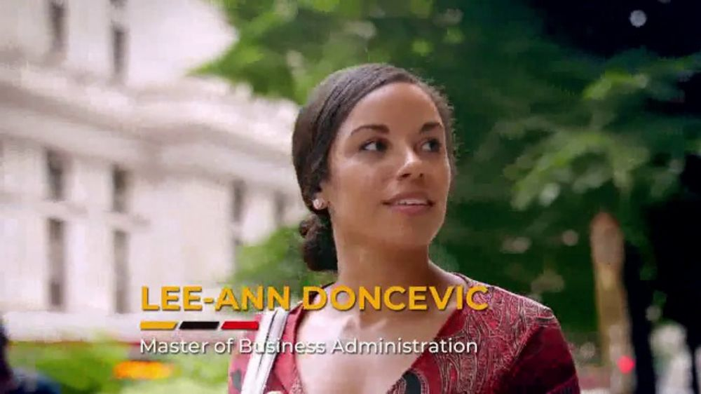University of Maryland University College TV Commercial, 'Lee-Ann'