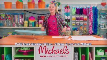 Michaels TV Spot, 'Nickelodeon: JoJo Siwa Designs a T-Shirt' - Thumbnail 10