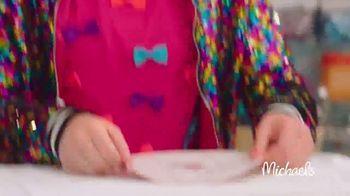 Michaels TV Spot, 'Nickelodeon: JoJo Siwa Designs a T-Shirt' - Thumbnail 6