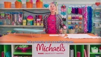 Michaels TV Spot, 'Nickelodeon: JoJo Siwa Designs a T-Shirt' - Thumbnail 7