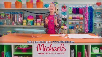 Michaels TV Spot, 'Nickelodeon: JoJo Siwa Designs a T-Shirt' - Thumbnail 8