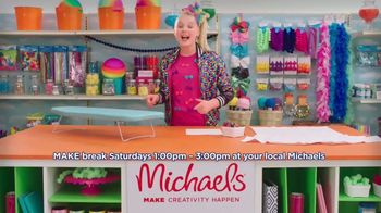 Michaels TV Spot, 'Nickelodeon: JoJo Siwa Designs a T-Shirt' - Thumbnail 9