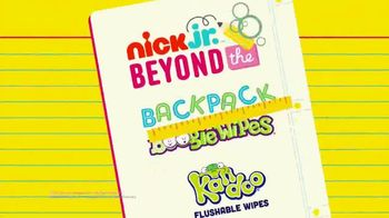 Nick Jr. TV Spot, 'Beyond the Backpack: Healthy Habits' - Thumbnail 10