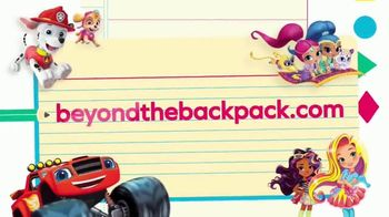 Nick Jr. TV Spot, 'Beyond the Backpack: Healthy Habits' - Thumbnail 9