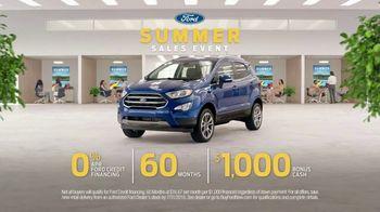 Ford Summer Sales Event TV Spot, 'Make Summer Go Right' [T2] - Thumbnail 8
