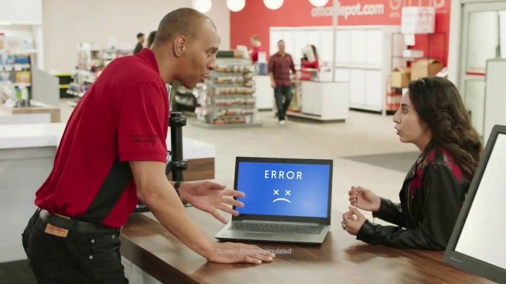 Office Depot On Demand Tech Support TV Commercial, 'IT Issues: Laptop Bundle'