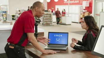 Office Depot On Demand Tech Support TV Spot, 'IT Issues: Laptop Bundle'