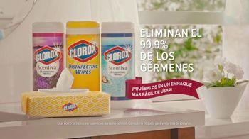 Clorox Disinfecting Wipes TV Spot, 'Casi limpio no es limpio' [Spanish] - Thumbnail 9