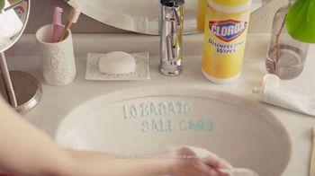 Clorox Disinfecting Wipes TV Spot, 'Casi limpio no es limpio' [Spanish] - Thumbnail 7