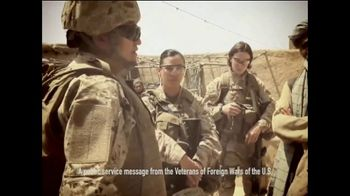 Veterans of Foreign Wars of the United States TV Spot, 'Begin as One' - Thumbnail 2