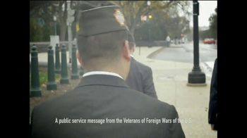 Veterans of Foreign Wars of the United States TV Spot, 'Begin as One' - Thumbnail 4