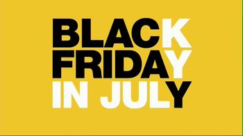 Macy's Black Friday in July TV Spot, 'Star Money Days and Free Shipping' - Thumbnail 2