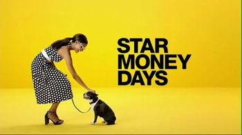 Macy's Black Friday in July TV Spot, 'Star Money Days and Free Shipping'
