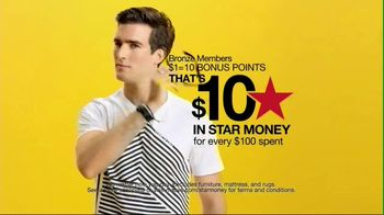 Macy's Black Friday in July TV Spot, 'Star Money Days and Free Shipping' - Thumbnail 6