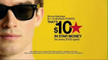 Macy's Black Friday in July TV Spot, 'Star Money Days and Free Shipping' - Thumbnail 7