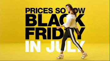 Macy's Black Friday in July TV Spot, 'Star Money Days and Free Shipping' - Thumbnail 9