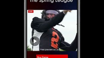 Bleacher Report Live TV Spot, 'Personalized' - Thumbnail 5