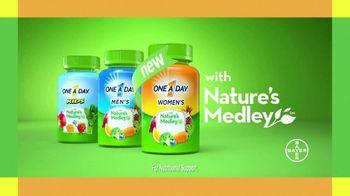 One A Day Nature's Medley TV Spot, 'Antioxidants' - Thumbnail 10
