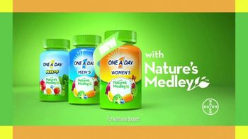 One A Day Nature's Medley TV Spot, 'Antioxidants' - Thumbnail 9