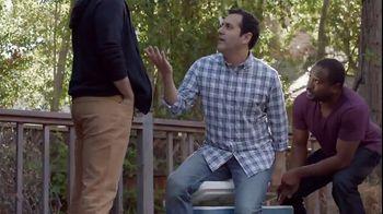 Lowe's 4th of July Savings TV Spot, 'Good Backyard: Trimmer or Blower'